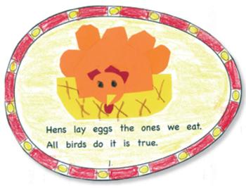 Eggs! Eggs! Who Lays Eggs?