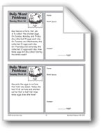 Eggs (Grade 3 Daily Word Problems-Week 29)