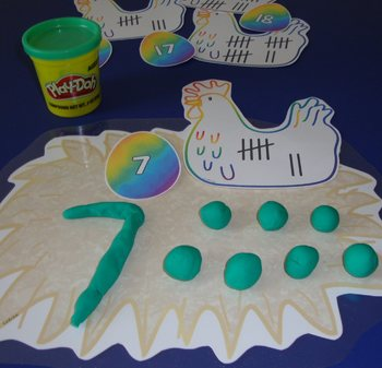 Eggs and Ham Centers Spring Activities Math Literacy Colors Rhyming CVC Words