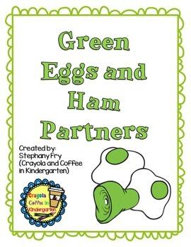 Eggs and Ham Pairs