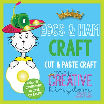 Eggs and Ham Craft