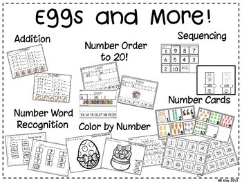 Eggs and More / Easter / Eggs / Bunnies