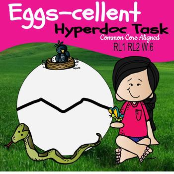 Eggs-cellent Hyperdoc Task