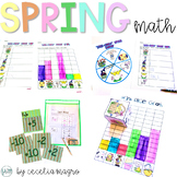 Spring Math for First Grade