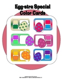 Eggs-tra Special Color Cards (Common Core Aligned)