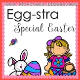 Eggs-tra Special Easter Week {5-day Thematic Unit}