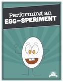 Eggsperiment- Diffusion and Osmosis Lab - Easy Prep! {Editable}