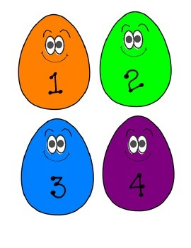 Eggspert-Number Order to 10