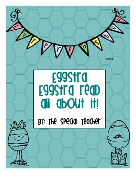 Eggstra Eggstra- Read all about it