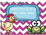 Eggstraordinary Math & Literacy Centers