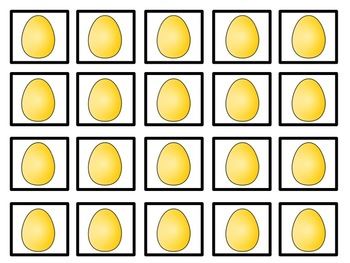 Eggy Pattern Cards