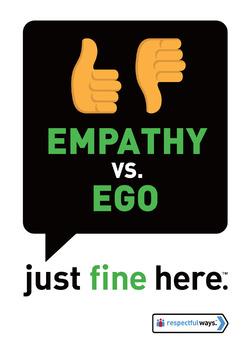 Ego vs. Empathy