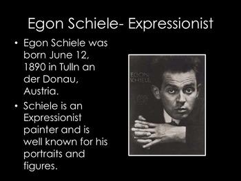 Art History:Expressionism -Egon Schiele