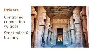 Egypt 101 PowerPoint