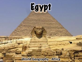 Egypt PowerPoint