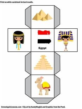 Egypt | Egypt Crafts | Egypt Activities | Egyptian
