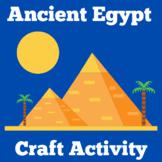 Ancient Egypt | Craft Activity | Egyptian | Kindergarten 1