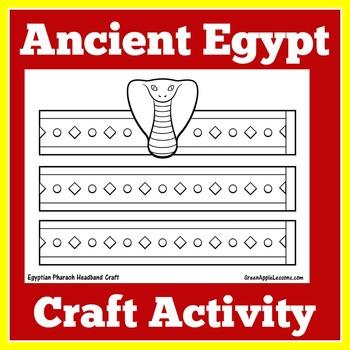Egypt Craft Activity