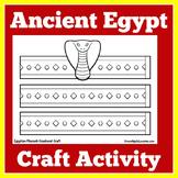 Egypt Craft | Egypt Activity | Ancient Egypt