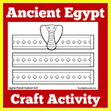 Ancient Egypt Activity Worksheet