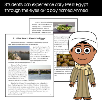 Egypt Country Study Distance Learning