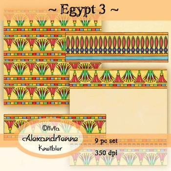 Egypt Bundle - 4 Sets