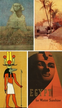 Egypt - 500 colour public domain pictures on DVD. Great resource for teachers!