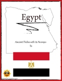 (Africa Geography) Egypt: Ancient Thebes with its Necropolis—Research Guide