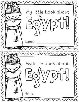 Egypt Booklet (A Country Study!)