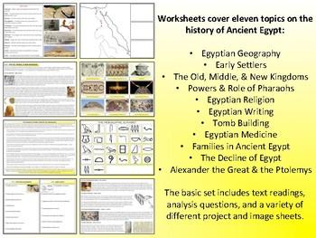 Ancient Egypt - Complete Unit