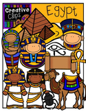 Egypt {Creative Clips Digital Clipart}