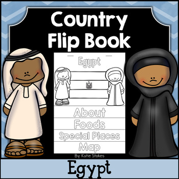Egypt Flip Book
