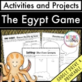 The Egypt Game: Reading Response Activities and Projects Distance Learning