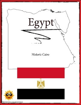 (Africa Geography) Egypt: Historic Cairo—Research Guide