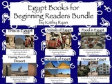 Egypt Informational Books Bundle Volumes 1-6