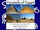 Egypt Informational Books Bundle Volumes 1-6