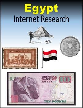 Egypt (Internet Research)