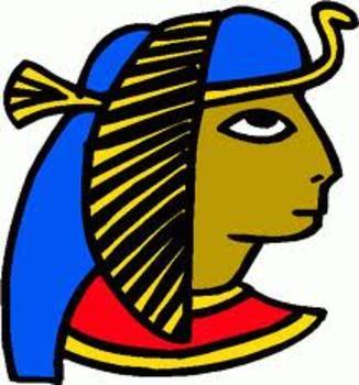 Egypt Jeopardy Board