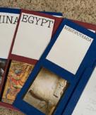 Ancient Egypt Lapbook - History & Culture