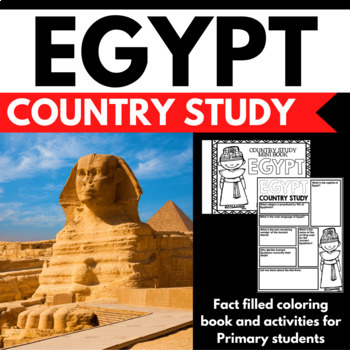 Egypt Booklet Country Study