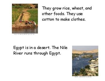 Egypt Modified Book