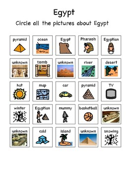 Egypt Picture Find