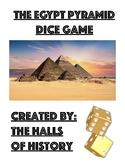 Egypt Pyramid Dice Game
