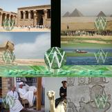 Egypt: Pyramids, Temples, People, Nile, Aswan, Alexandria, Luxor, & Cairo