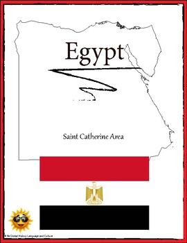 (Africa Geography) Egypt: Saint Catherine Area—Research Guide