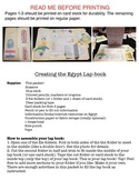 Egypt Study Lap-Book