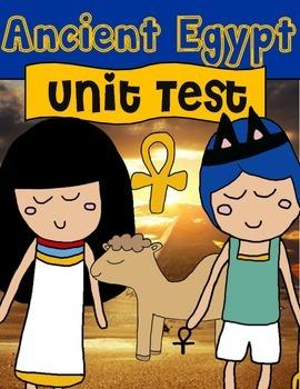 Egypt Unit Test