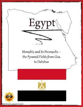 (Africa Geography) Egypt: The Pyramid Fields from Giza to Dahshur—Research Guide