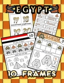 Egypt Themed Number / Counting Activities