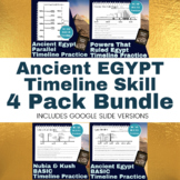 Egypt Timelines Mini Bundle